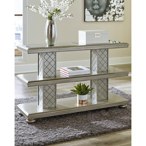Signature Design By Ashley - Chevanna Sofa Table