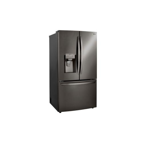 24 cu. ft. Smart wi-fi Enabled Counter-Depth Refrigerator with Craft Ice™ Maker