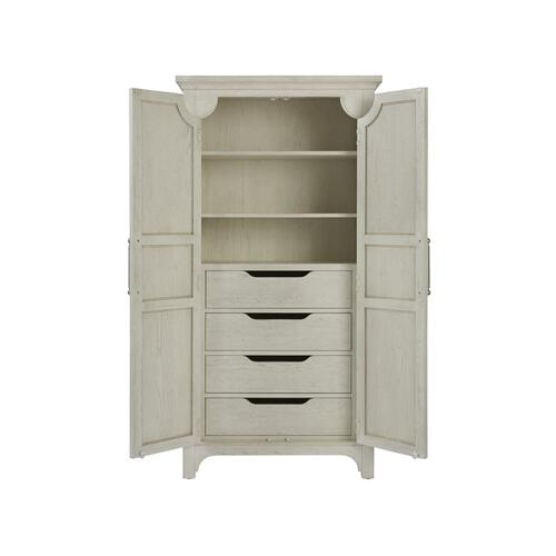 Narrow Utility Cabinet