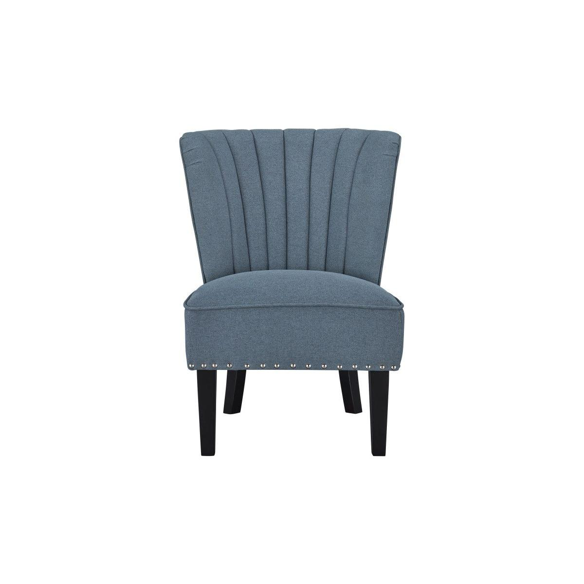 Emporium Accent Chair, Midnight