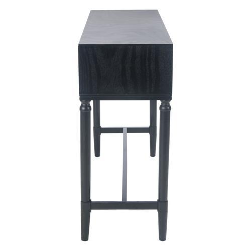 Safavieh - Aliyah 4 Drawer Console Table - Black