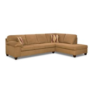 Simmons Upholstery - RSF Bump Chaise