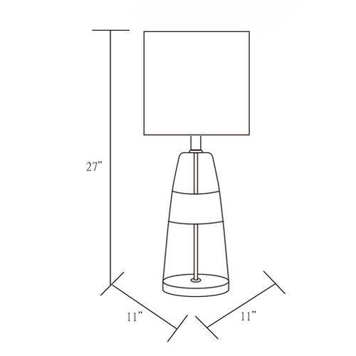 """Product Image - Jersey JES-001 26""""H x 11""""W x 11""""D"""