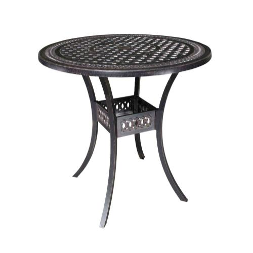 """Pure 42"""" Round Bar Table"""