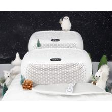 OOLER Sleep System with Chili Cool Mesh - Queen \ we