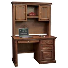 Old Savannah Office Desk Hutch