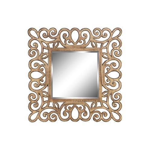 Stein World - Square wall mirror