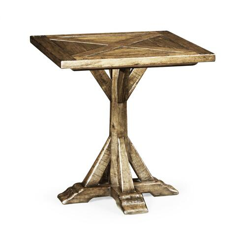 Medium Driftwood Square Side Table
