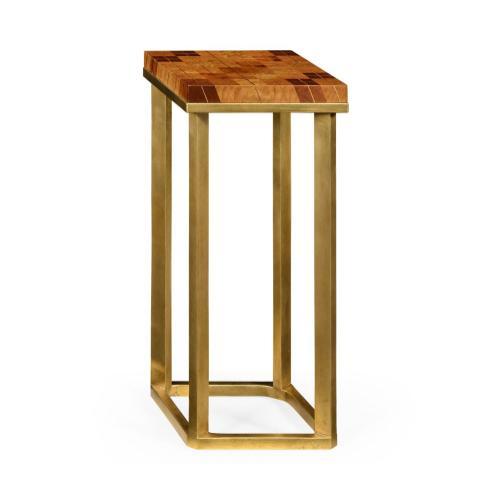 Argyle End Table
