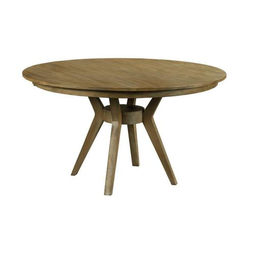 """Gallery - 44"""" Round Dining Table Complete"""