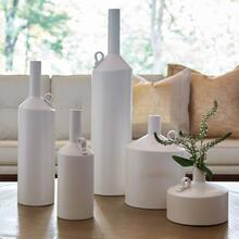 Metro Bottle-Matte White-Lg