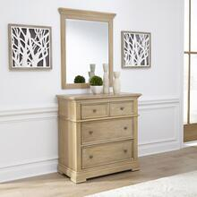 Manor House Chest With Mirror