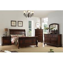 Aslan Master Bed, Queen, Without-drawers