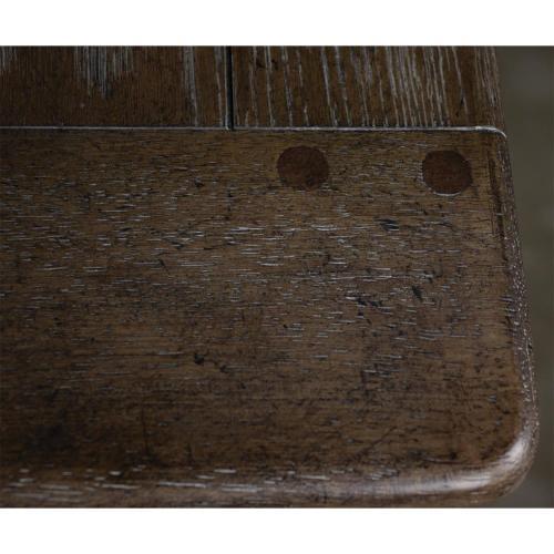 Helmsley - TV Console - Brushed Auburn Finish