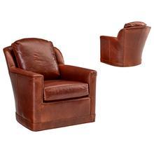 See Details - Acacia Swivel Chair Frame