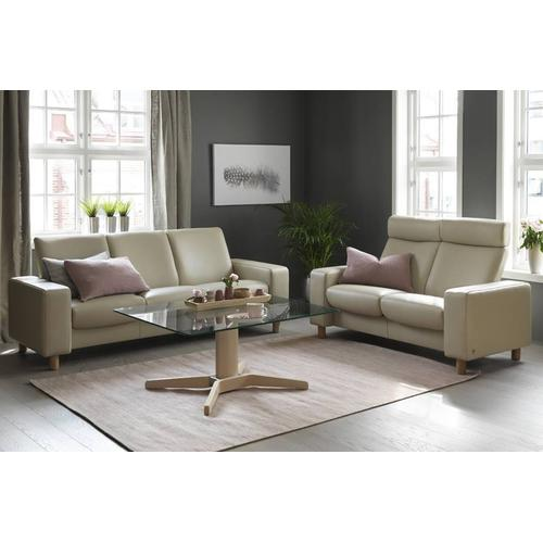 Stressless By Ekornes - Pause (M) 2s Low
