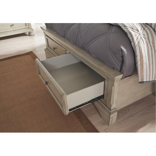 Lettner Full Sleigh Bed