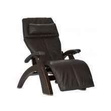 Perfect Chair ® PC-600 Silhouette - Dark Walnut - Espresso Premium Leather