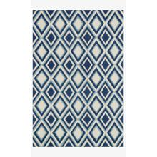 Hws13 Ivory / Blue Rug