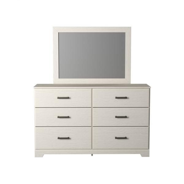 Stelsie Dresser and Mirror