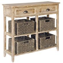 See Details - Oslember Sofa/console Table