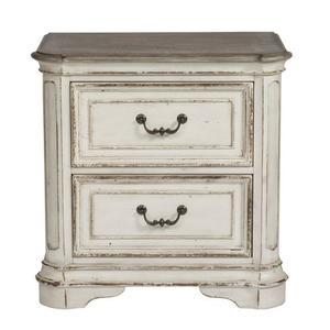 Liberty Furniture Industries - Queen Sleigh Bed, Dresser & Mirror, Night Stand
