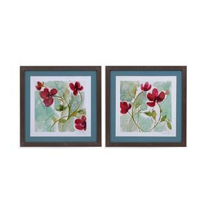 Bassett Mirror Company - Sweetheart Flowers