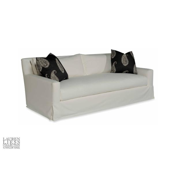Cavalier Slipcovered Mini Sofa