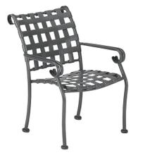 See Details - Ramsgate Strap Dining Armchair - Stackable