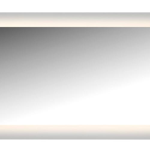 Non-Dimmable LED Wall Glowed Mirror With Diffuser