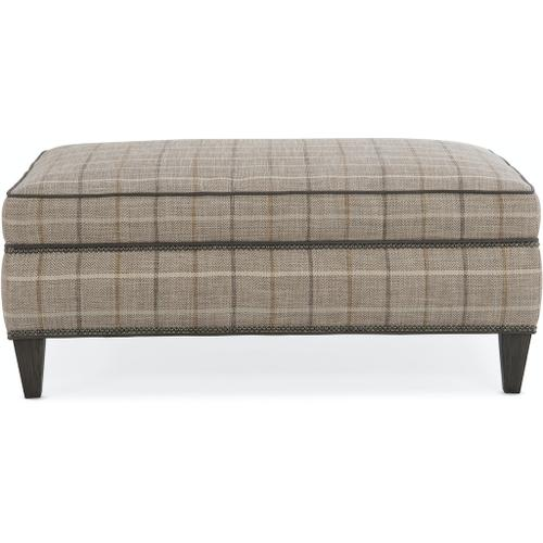 Bradington Young Jacqueline Stationary Ottoman 397-OT