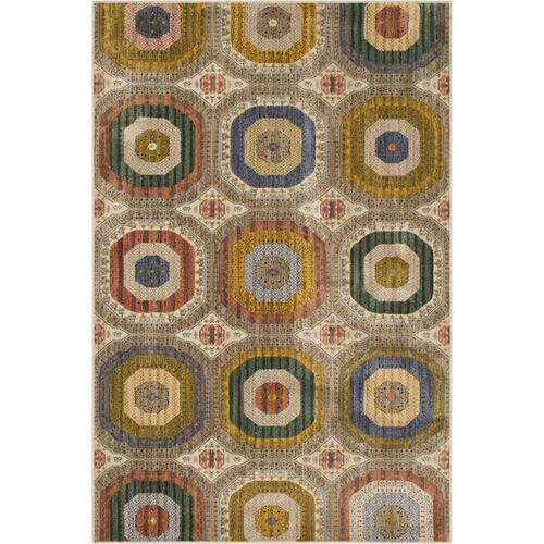 Mosaic Khan Multi 8'x11'