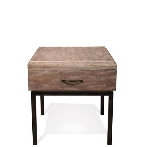 Side Table - Brindle Finish
