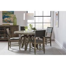 Milton Park - Round Dining Table - Primitive Silk Finish