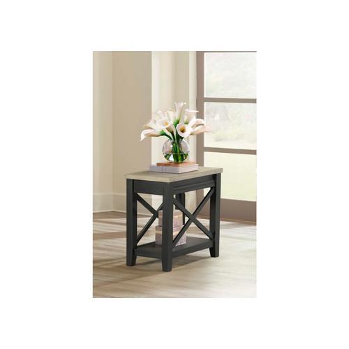 Lane Home Furnishings - 7610 Chairside Table