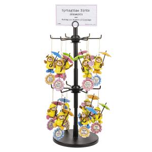 Springtime Showers Bird Ornaments Assortment (24 pc. assortment)