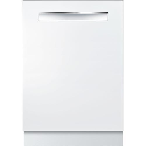 800 Series Dishwasher 24'' White SHP878ZD2N