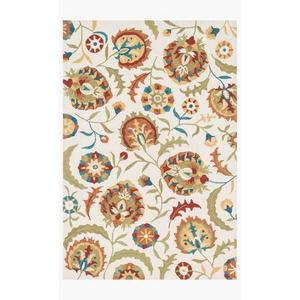 Gallery - FC-52 Ivory / Spice Rug