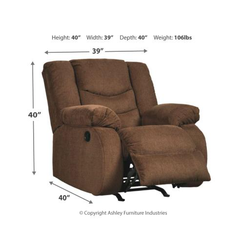 Tulen Brown Recliner