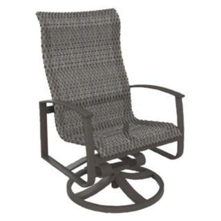 See Details - MainSail Woven Swivel Action Lounger