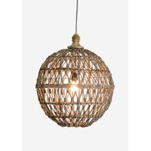 See Details - Salvadore Round Hanging Lamp