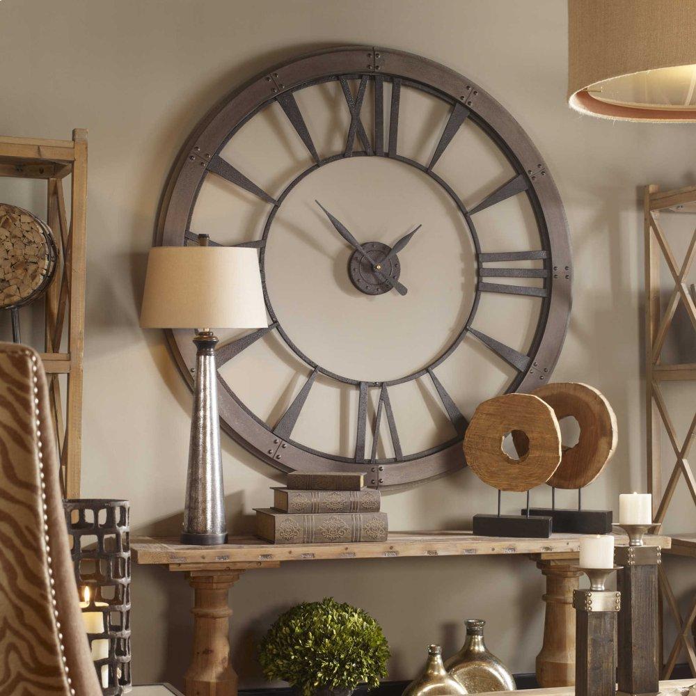 See Details - Ronan Large Wall Clock