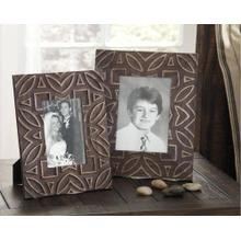 Timber and Tanning Photo Frame (Set of 2)