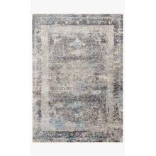 View Product - FRN-03 Charcoal / Sky Rug