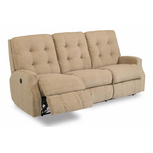 Flexsteel - Devon Power Reclining Sofa