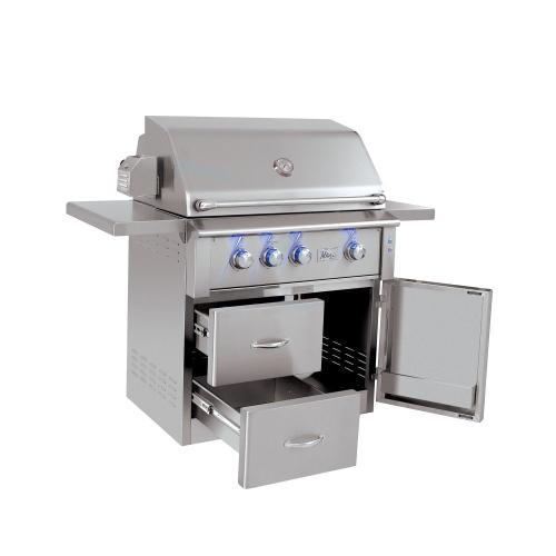"Alturi 36"" Freestanding Grill"