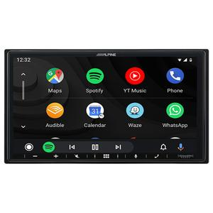 7-Inch Shallow-Chassis Multimedia Receiver with PowerStack