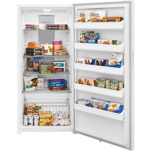 Frigidaire - Frigidaire 20.0 Cu. Ft. Upright Freezer