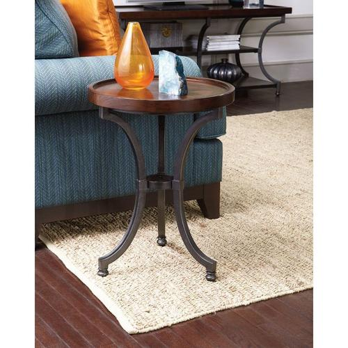 Gallery - ROUND CHAIRSIDE TABLE