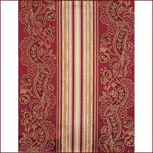 Fabric Rigata Corallo Col.Rosso